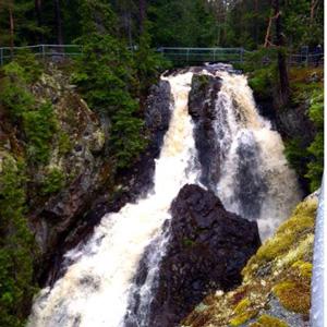 WasserfallSchweden