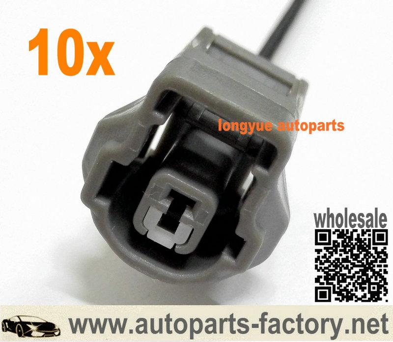 long yue 1 Pin Toyota/Lexus Engine Knock Sensor Connector \u2013 1UZ, 1JZ