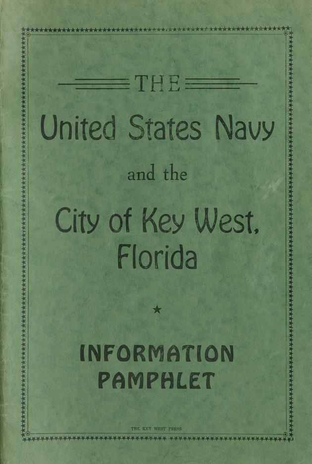 United States Navy and the City of Key West, Florida (805)