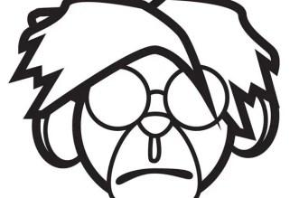 Monkey-Warhol