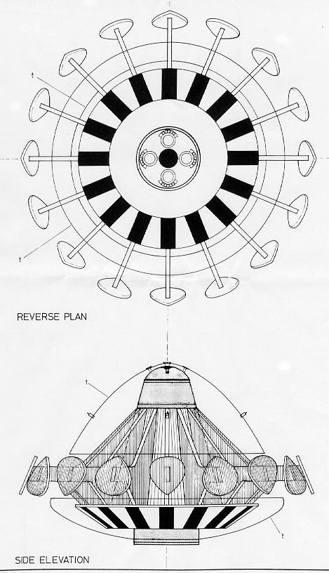 ufo engine diagram pictures