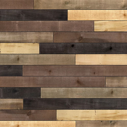 Hout Muur Weathered Wood Accent Boards - Ufp-edge