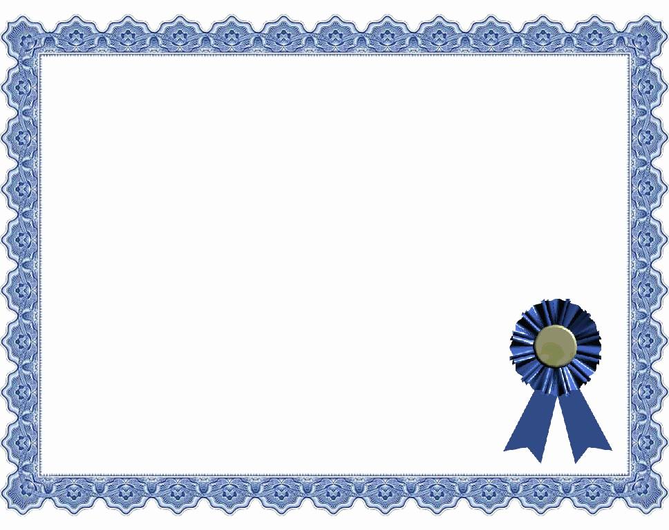Blank Certificate Templates for Word Elegant Blank Retirement
