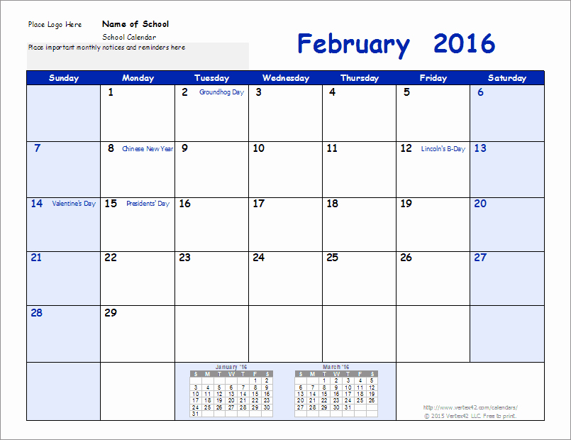 Microsoft Word Calendar Template 2018 Luxury January 2018 Calendar