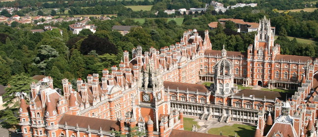 Online courses from Royal Holloway, University of London - london universities list
