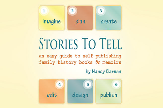 Writing a family history book in six steps