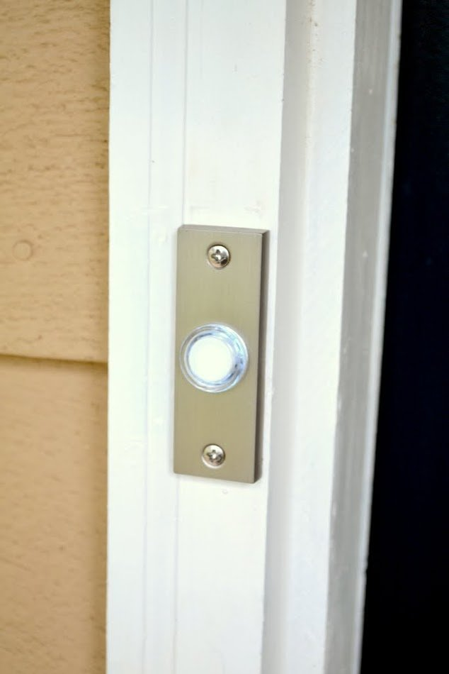 Satin Nickel How To Replace A Doorbell