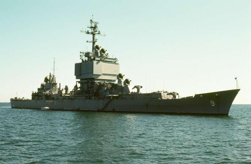 USS Long Beach (updated-ish) (4/6)