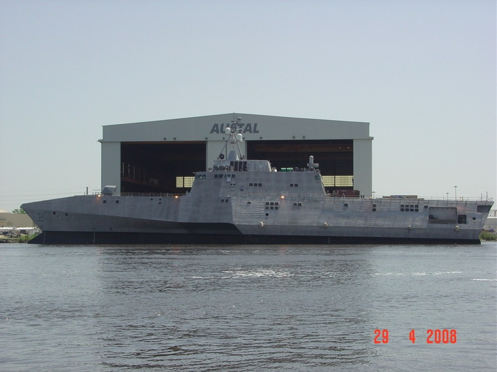 USS Independence (LCS-2) (Updated) (3/6)