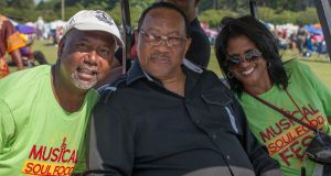 Mike Chandler, Dr. Bobby Jones & April Chandler