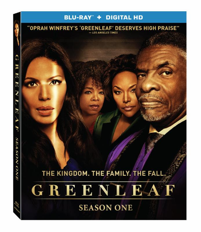 """Season 1 of OWN's """"GREENLEAF"""" Available on Blu-ray & DVD December 6 from Lionsgate"""