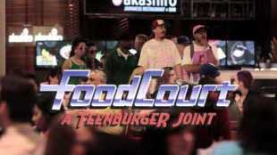 Teenburger (Ghettosocks + Timbuktu)  &#8220;Food Court&#8221; f. Saidah C