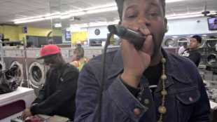 Open Mike Eagle &#8211; &#8220;Qualifiers live from the Laundromat