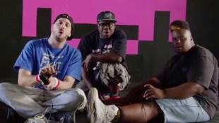 "R.A. The Rugged Man – ""Definition Of A Rap Flow (Albee 3000)"" ft. Amalie Bruun"