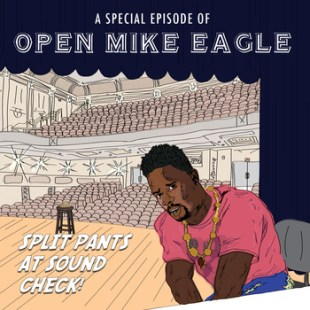 Open Mike Eagle - A Special Episode Of EP