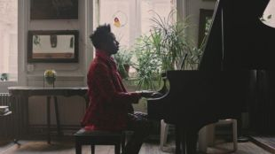 "VIDEO: Saul Williams - ""Horn Of The Clock-Bike"""