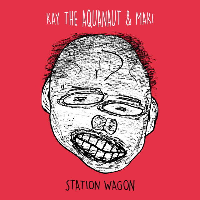 kay the aquanaut & maki - station wagon