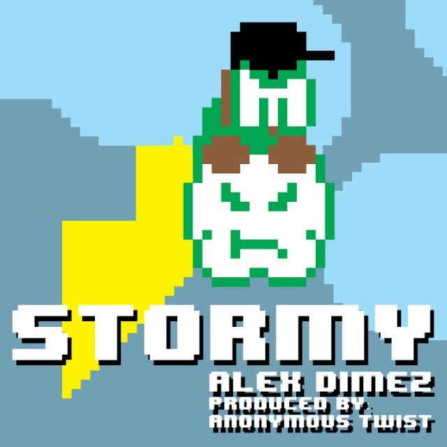 Alex Dimez - &quot;Stormy&quot; Prod. Anonymous Twist