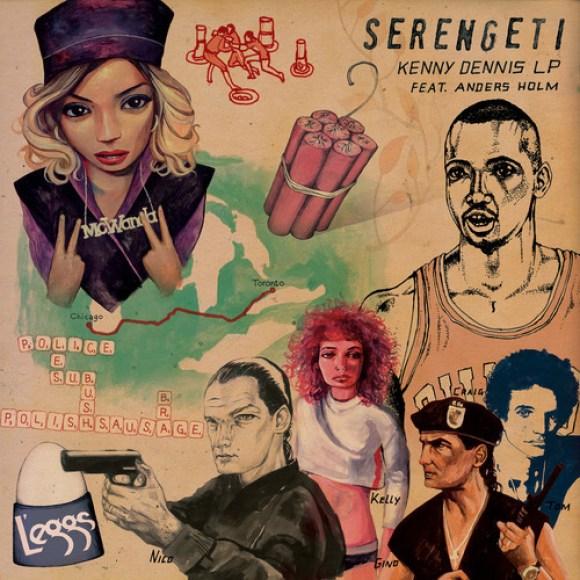 "Serengeti as Kenny Dennis - ""Directions"" (Prod. by Odd Nosdam)"