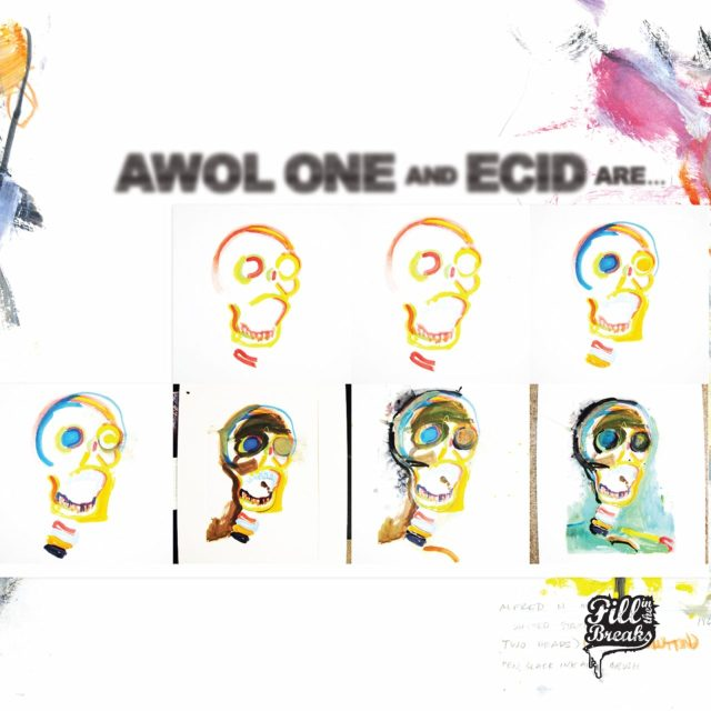 "Awol One & Ecid - ""Bullet Teeth"""
