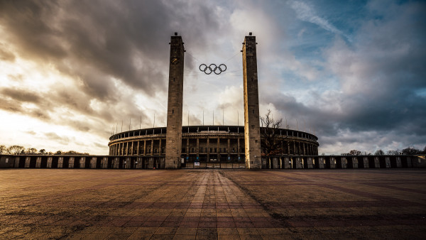 Iphone 7 Plus Hd Wallpapers Reddit The Olympiastadion From Berlin Hd Wallpaper 4k Desktop