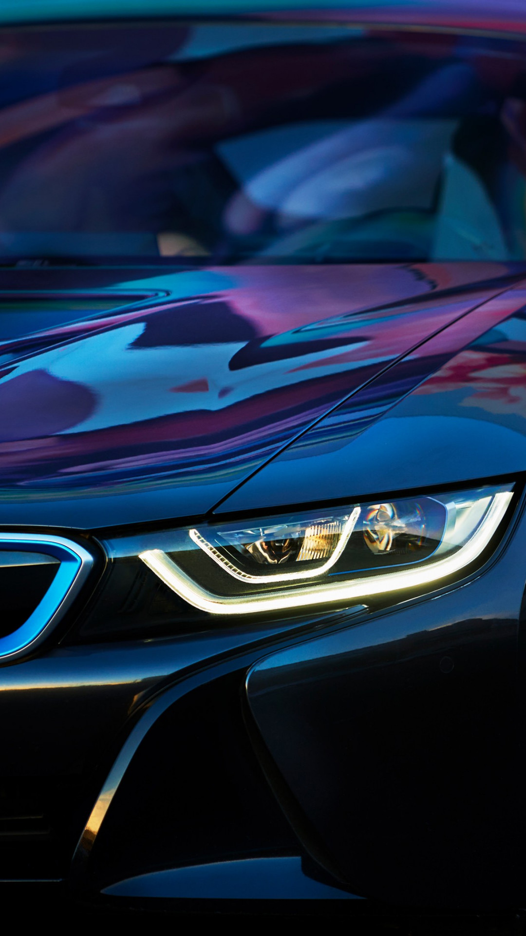 The Best Car Wallpapers Hd Download Wallpaper Bmw I8 1080x1920
