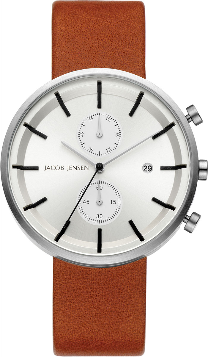 Jensen Uhren Jacob Jensen Linear Series Watch Jewelery Design Harald Burger