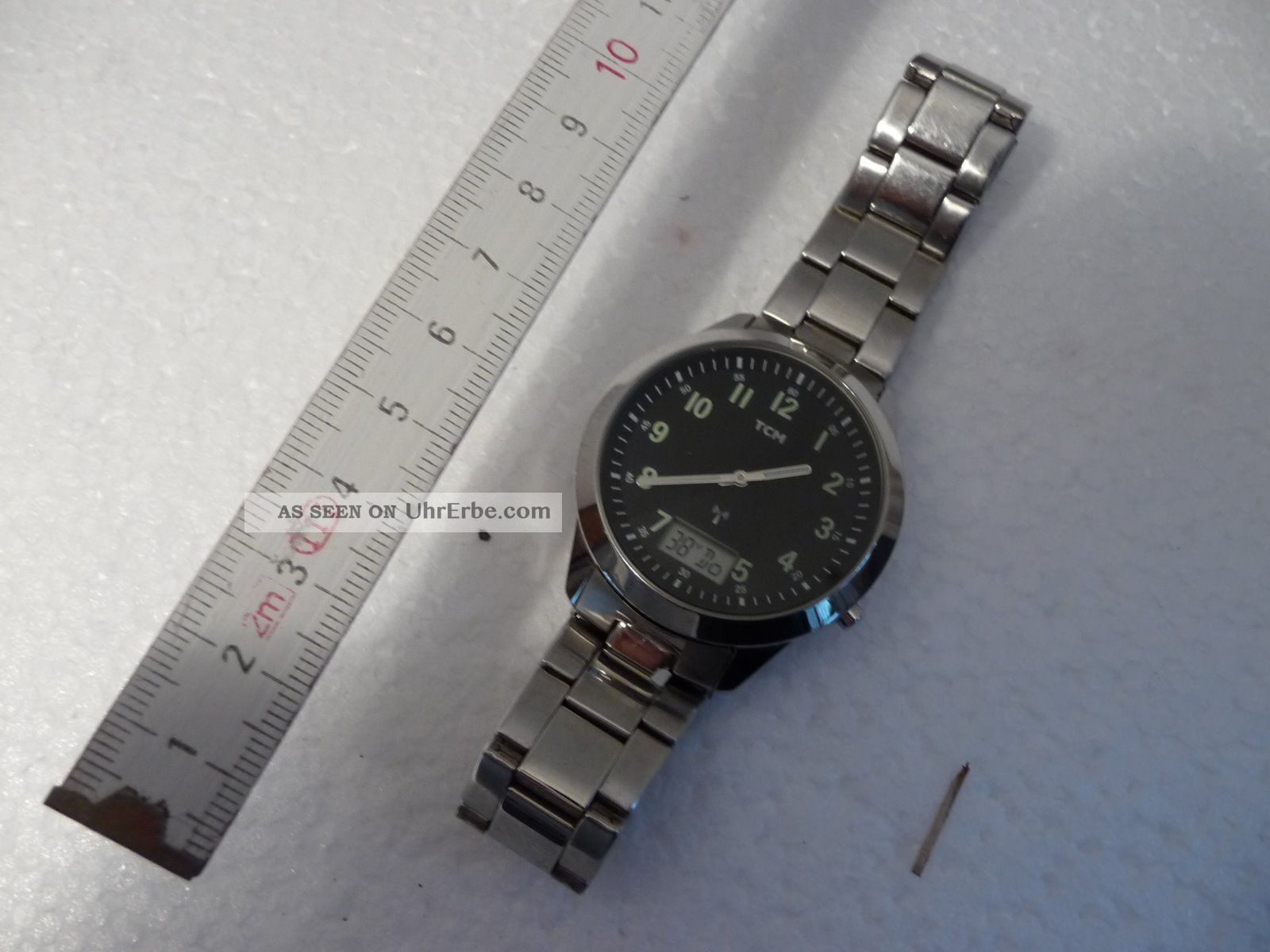 Funk Uhr 385 Moderner Mebus Funk Wanduhr Badezimmer Uhr 17 Cm