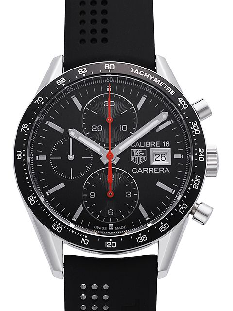 Tag Heuer Carrera Calibre 16 Tag Heuer Carrera Calibre 16 Automatik Chronograph 41mm