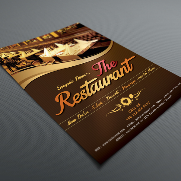 Best 45+ Professional Flyers And Brochures Templates Designs - flyers and brochures templates