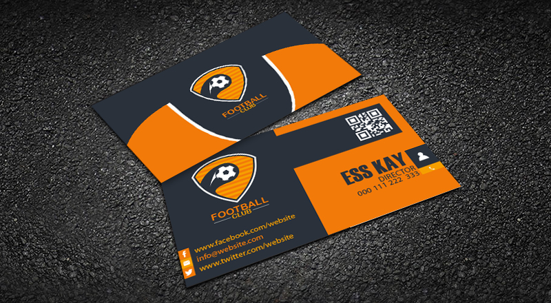 75 Free Business Cards - A Graphic World - club card design