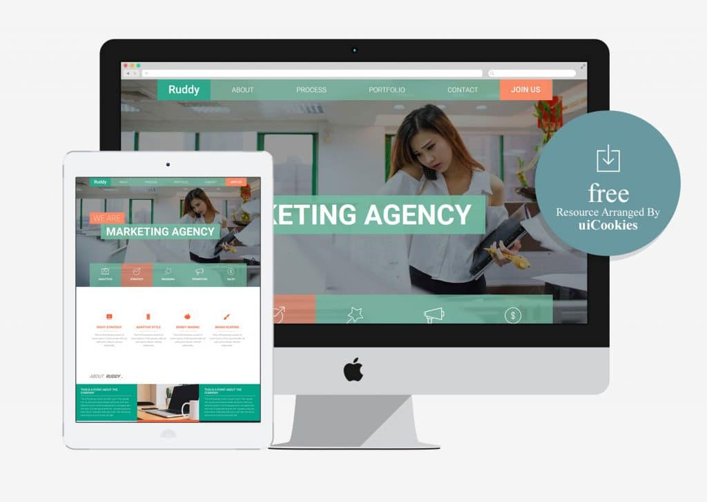 100 Best Responsive Free One Page Bootstrap Template with HTML5 of - online portfolio template