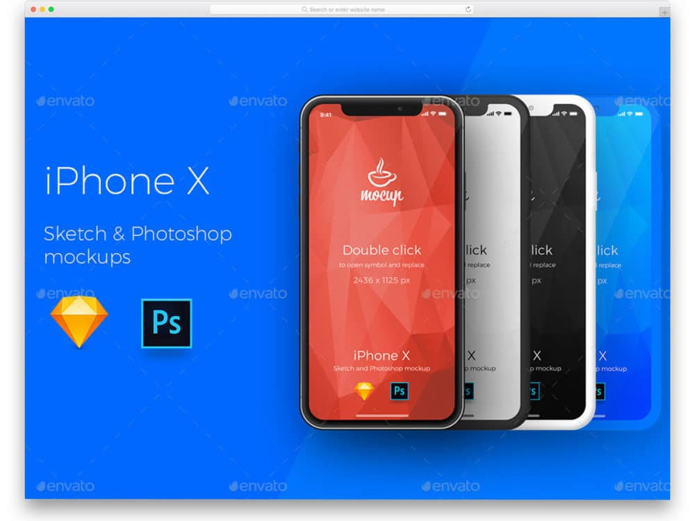 20 iPhone Mockups For All iPhone Models Till Date 2019 uiCookies