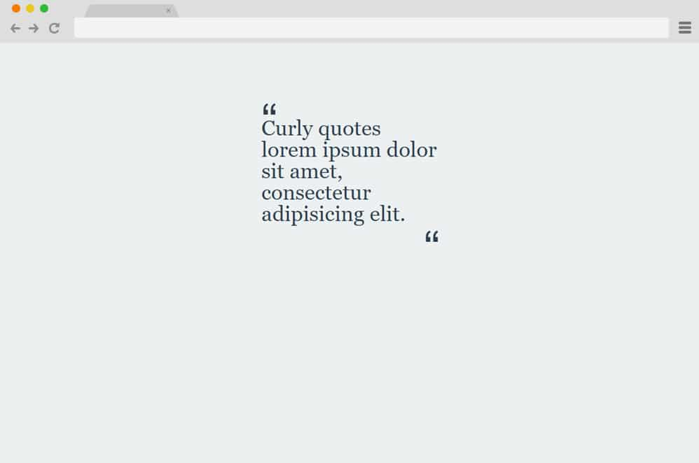 20 Unique  Creative CSS Blockquote Inspirations For Text-Heavy Sites