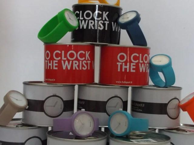 元気な夏に着るイタリアの腕時計O'CLOCK!!