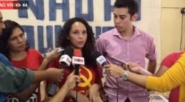 Militante do PCB do Amazonas denuncia agressão que sofreu de policiais