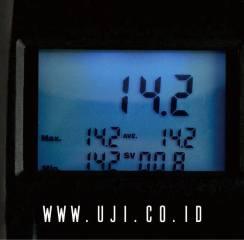 Alat Ukur Kadar Air Biji sorgum MC-7828G 3