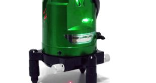 Red Green Cross Laser Liner