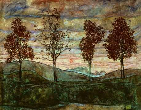 Rainer-Maria Rilke: Őszi nap (Herbsttag)