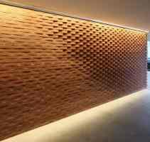 modern skillful brickwork