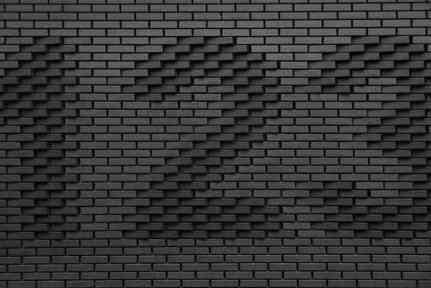 paramentric design for brickwork surfaces