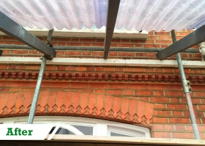 Brick Restoration and Repointing in Chelsea W8