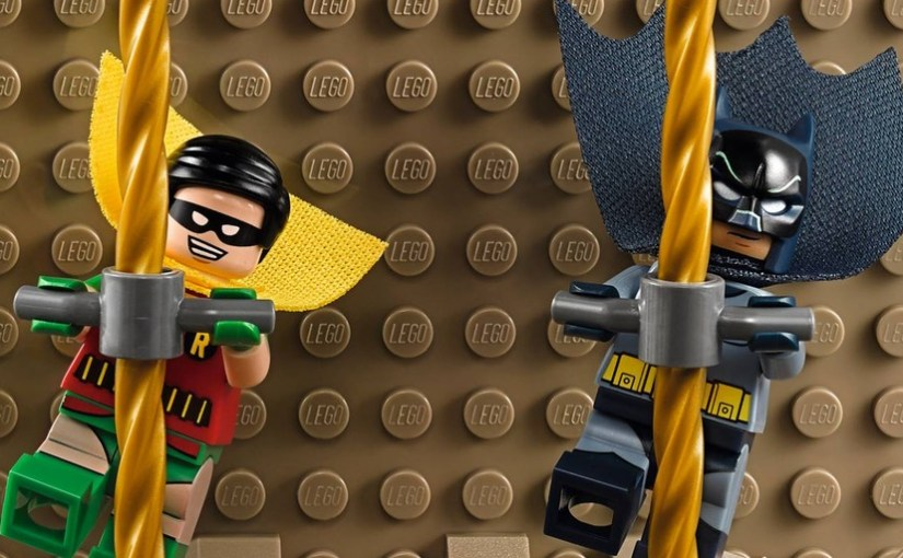 Holy Lego, Batman! New set honors classic TV series for 50th anniversary