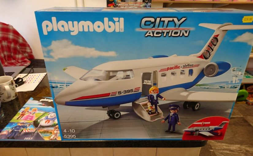 Playmobil Summer 2017 at Silly Billys