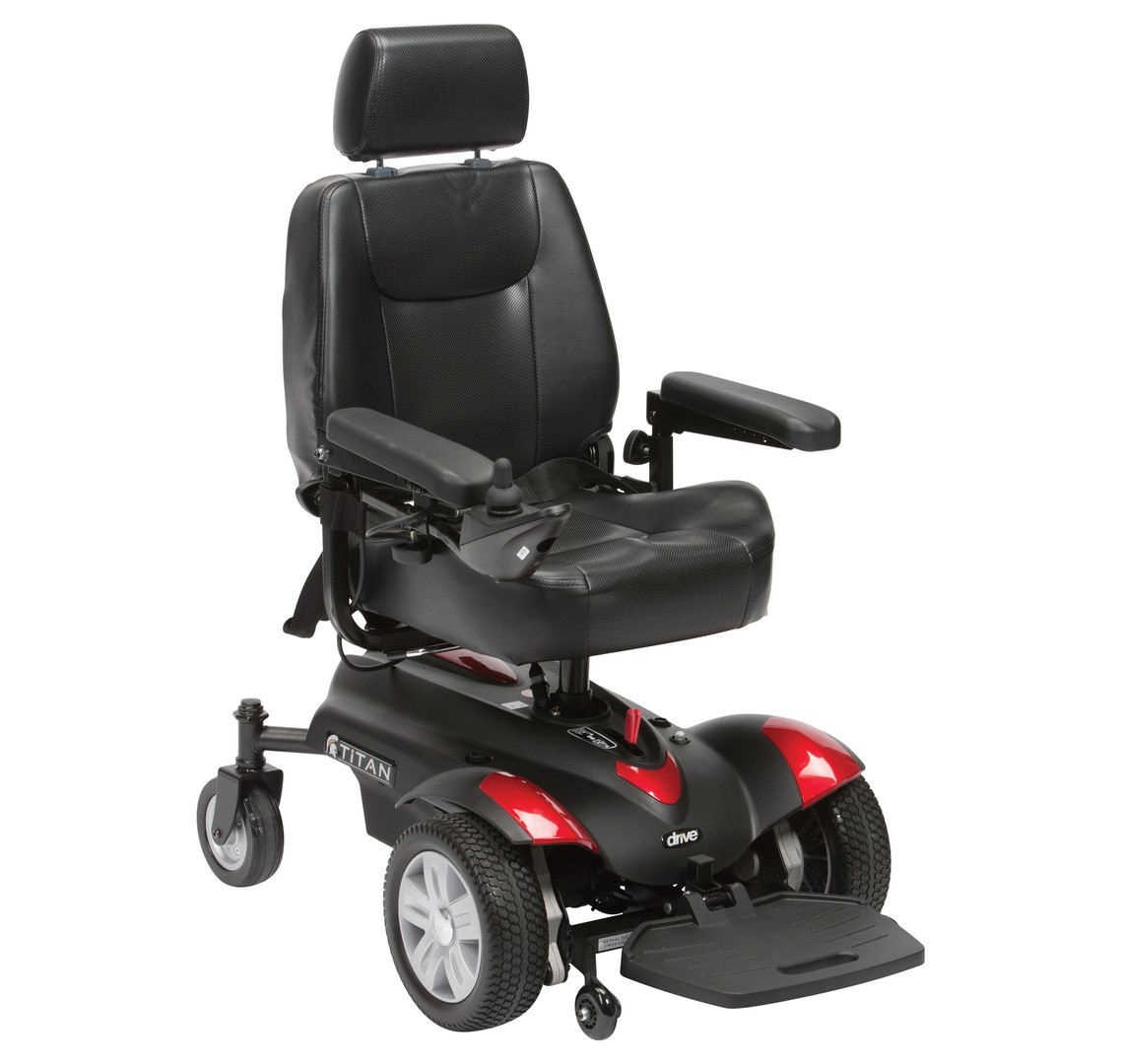 Electric Chair Mobility Titan Powerchair Electric Wheelchair At Low Prices Uk