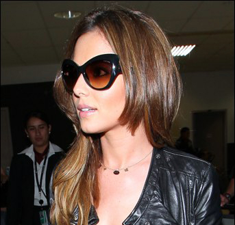 Cheryl Cole Tom Ford Sunglasses