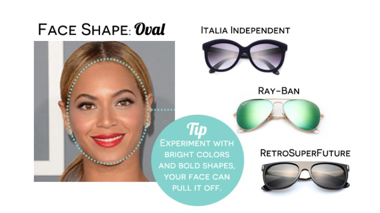 Sunglasses For Face Shape Oval : Sunglasses for Face Shape - Summer Edition EyeStyle ...
