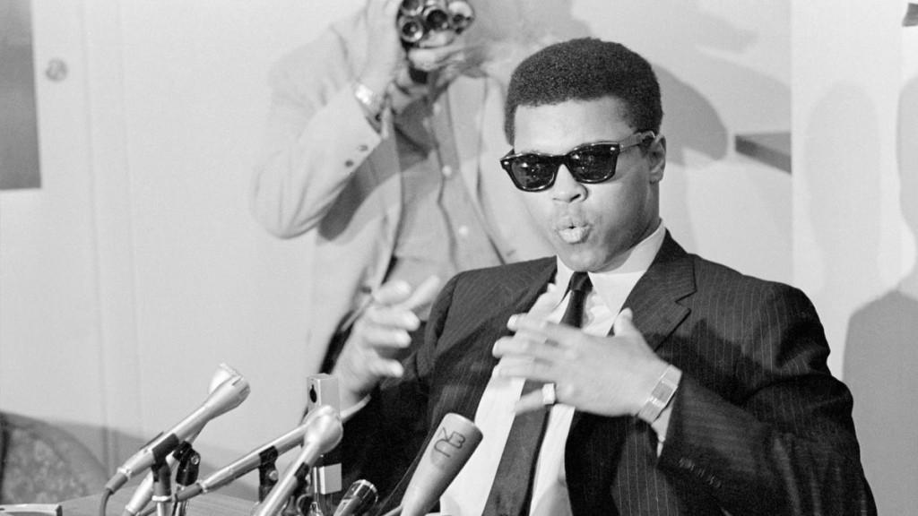 Muhammad Ali Wayfarer