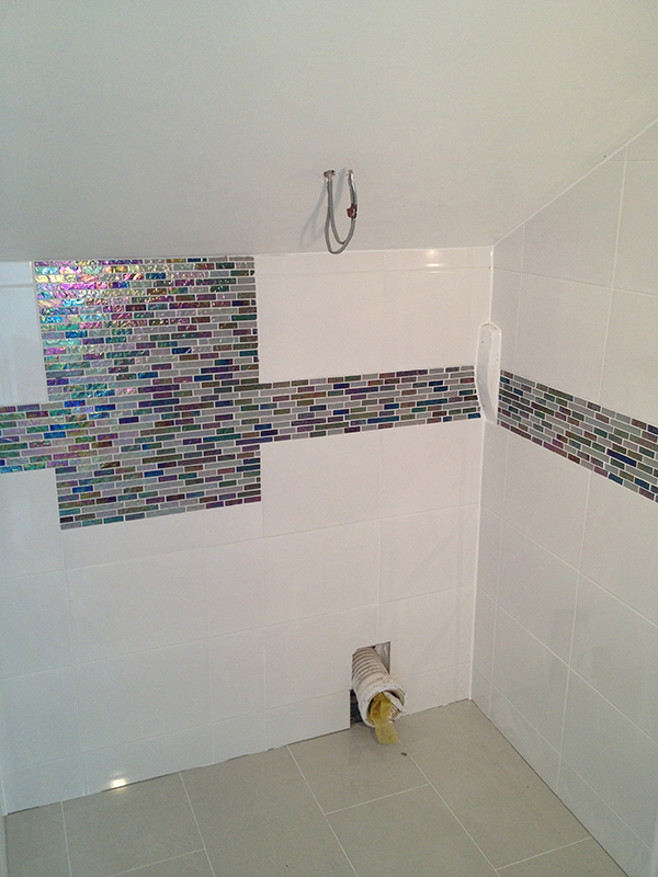 Bathroom Tiles Mosaic Border