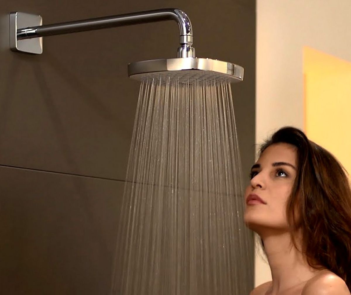 Hansgrohe Croma 2jet Hansgrohe Croma Select E 180 Overhead Shower